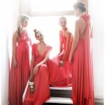 Čo na seba – Šaty pre družičky