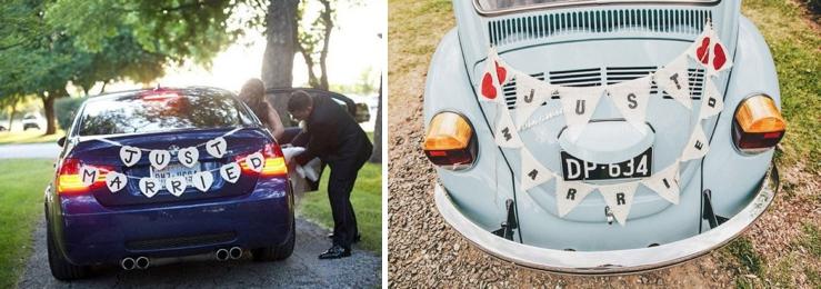 Perfect Day, Slovensko, svadba, inspiracia, ako vyzdobit auto_0001