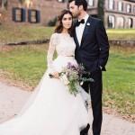 Čo na seba – Dvojdielne svadobné šaty