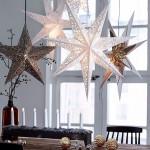 Rozžiarený vianočný domov