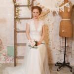 Svadobné šaty, ktoré nám učarovali – Ivy and Aster