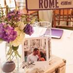 20 nápadov ako pomenovať svadobné stoly